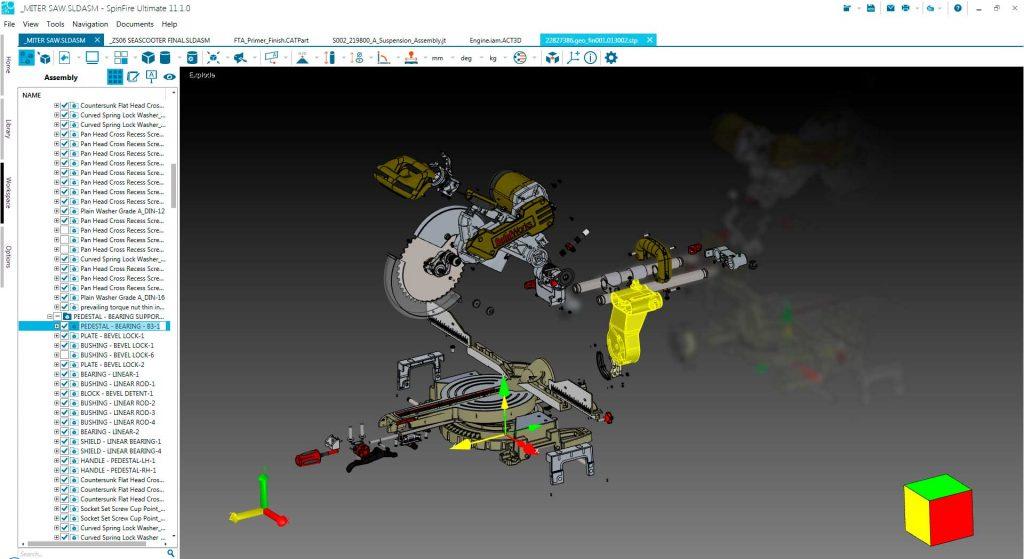 NV Sistemas Visualização CAD